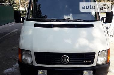 Характеристики Volkswagen LT пасс. Мікроавтобус (від 10 до 22 пас.)