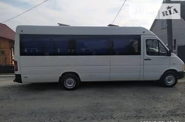 Характеристики Volkswagen LT пасс. Микроавтобус (от 10 до 22 пас.)