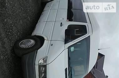 Характеристики Mercedes-Benz Sprinter 308 пасс. Микроавтобус (от 10 до 22 пас.)