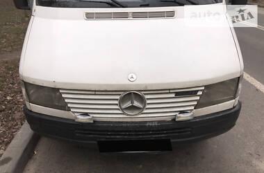 Характеристики Mercedes-Benz Sprinter 312 пасс. Микроавтобус (от 10 до 22 пас.)