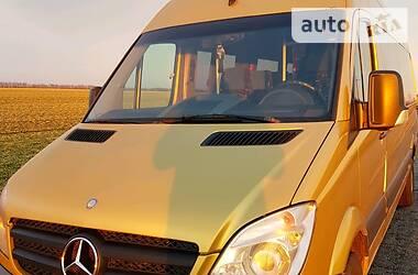Характеристики Mercedes-Benz Sprinter 315 пасс. Микроавтобус (от 10 до 22 пас.)
