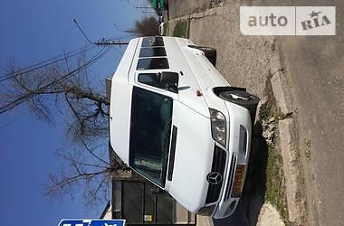 Характеристики Mercedes-Benz Sprinter 416 пас. Мікроавтобус (від 10 до 22 пас.)
