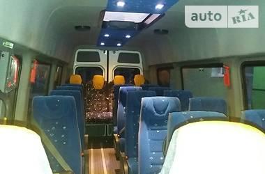 Характеристики Mercedes-Benz Sprinter 516 пасс. Микроавтобус (от 10 до 22 пас.)
