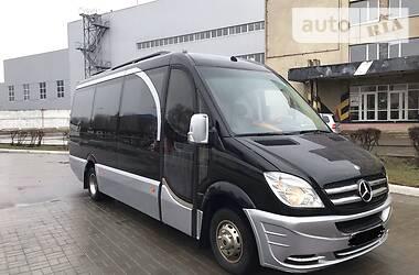 Характеристики Mercedes-Benz Sprinter 519 пасс. Микроавтобус (от 10 до 22 пас.)