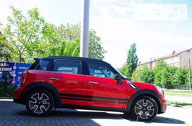 MINI Cooper S Countryman S TURBO 2013