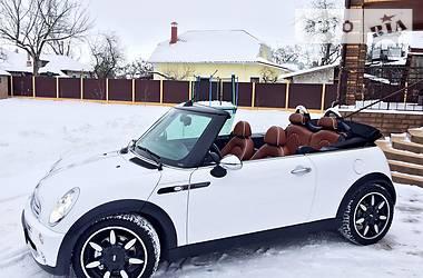 MINI Cooper SIDEWALK Cabrio 2008