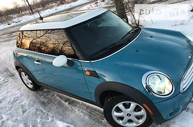 MINI Cooper 1.6iLIMITED 2009