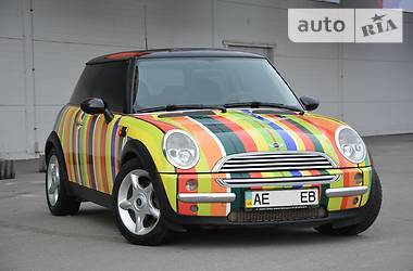 MINI Cooper Paul Smith 2003