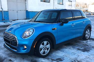 MINI Cooper 1.6 turbo 2016