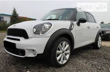 MINI Countryman S 2.0d 2013
