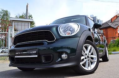 MINI Countryman S 1.6 4ALL 2012