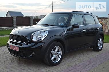 MINI Countryman 2.0d.4x4.105kw. 2012