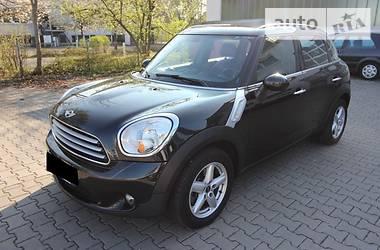 MINI Countryman  Cooper D 2.0 2013