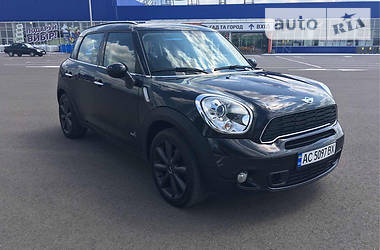 MINI Countryman SD ALL4 2013