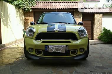 MINI Countryman Cooper S 4ALL 2011