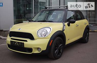 MINI Countryman S 4x4 2012
