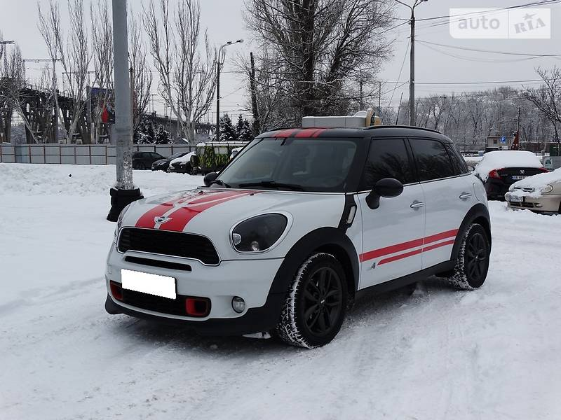 Mini Countryman 2011 года