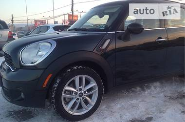 MINI Countryman 1.6 S TURBO 2012
