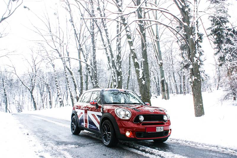 Mini Countryman 2014 года