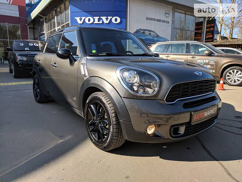 Mini Countryman 2013 года