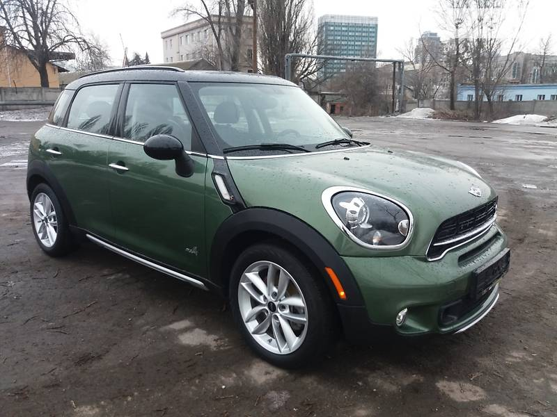 Mini Countryman 2015 года