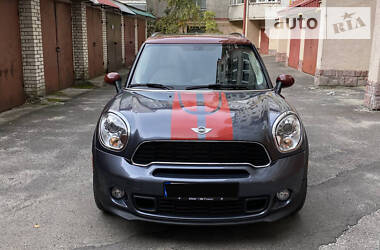 MINI Countryman S Park Lane 2016