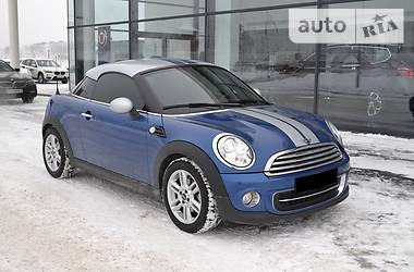 MINI Coupe Cooper 2012