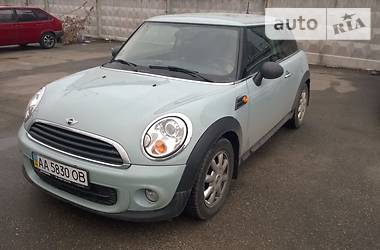 MINI One R 56 1.6B 98 hp 2013