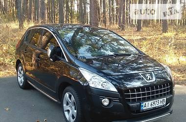Характеристики Peugeot 3008 Минивэн