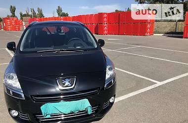 Характеристики Peugeot 5008 Минивэн