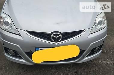 Характеристики Mazda 5 Минивэн