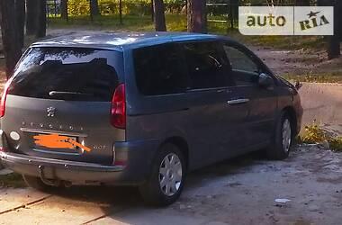 Характеристики Peugeot 807 Минивэн