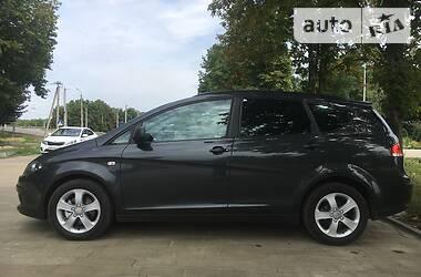 Характеристики SEAT Altea XL Минивэн