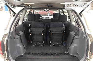 Характеристики Toyota Avensis Verso Минивэн