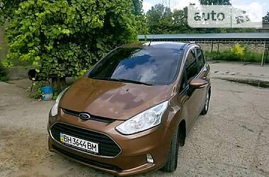 Характеристики Ford B-Max Минивэн