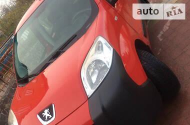 Характеристики Peugeot Bipper пасс. Минивэн