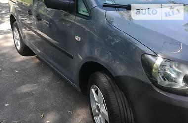 Характеристики Volkswagen Caddy пасс. Мінівен