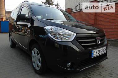 Ціни Dacia Мінівен