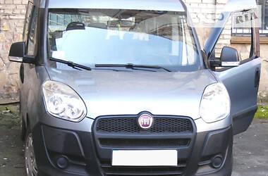 Характеристики Fiat Doblo Panorama Минивэн