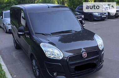 Характеристики Fiat Doblo пасс. Мінівен