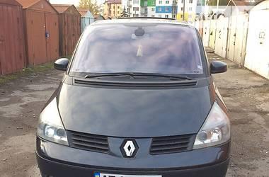 Цены Renault Espace Минивэн