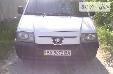 Характеристики Peugeot Expert груз. Минивэн
