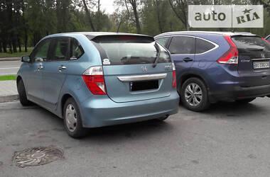 Характеристики Honda FR-V Минивэн
