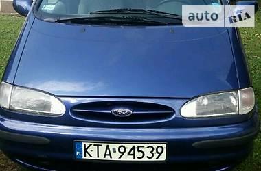 Характеристики Ford Galaxy Минивэн