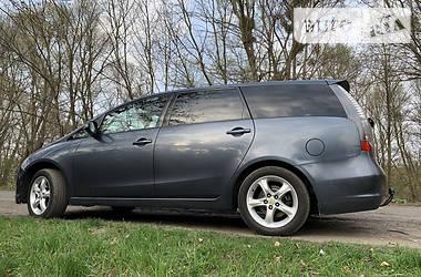 Характеристики Mitsubishi Grandis Минивэн