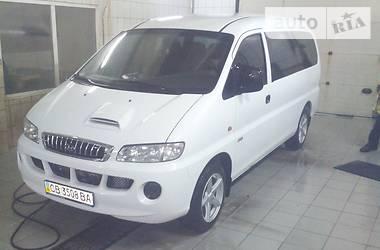 Ціни Hyundai Мінівен