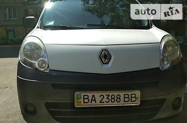 Цены Renault Kangoo пасс. Минивэн