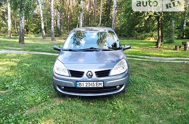 Характеристики Renault Megane Мінівен