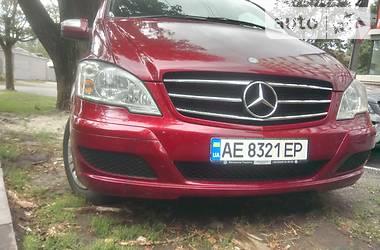 Ціни Mercedes-Benz Мінівен