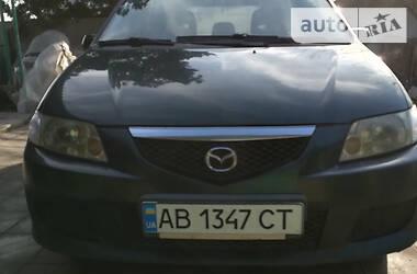 Характеристики Mazda Premacy Минивэн